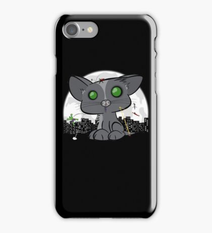 Felinity War iPhone Case/Skin