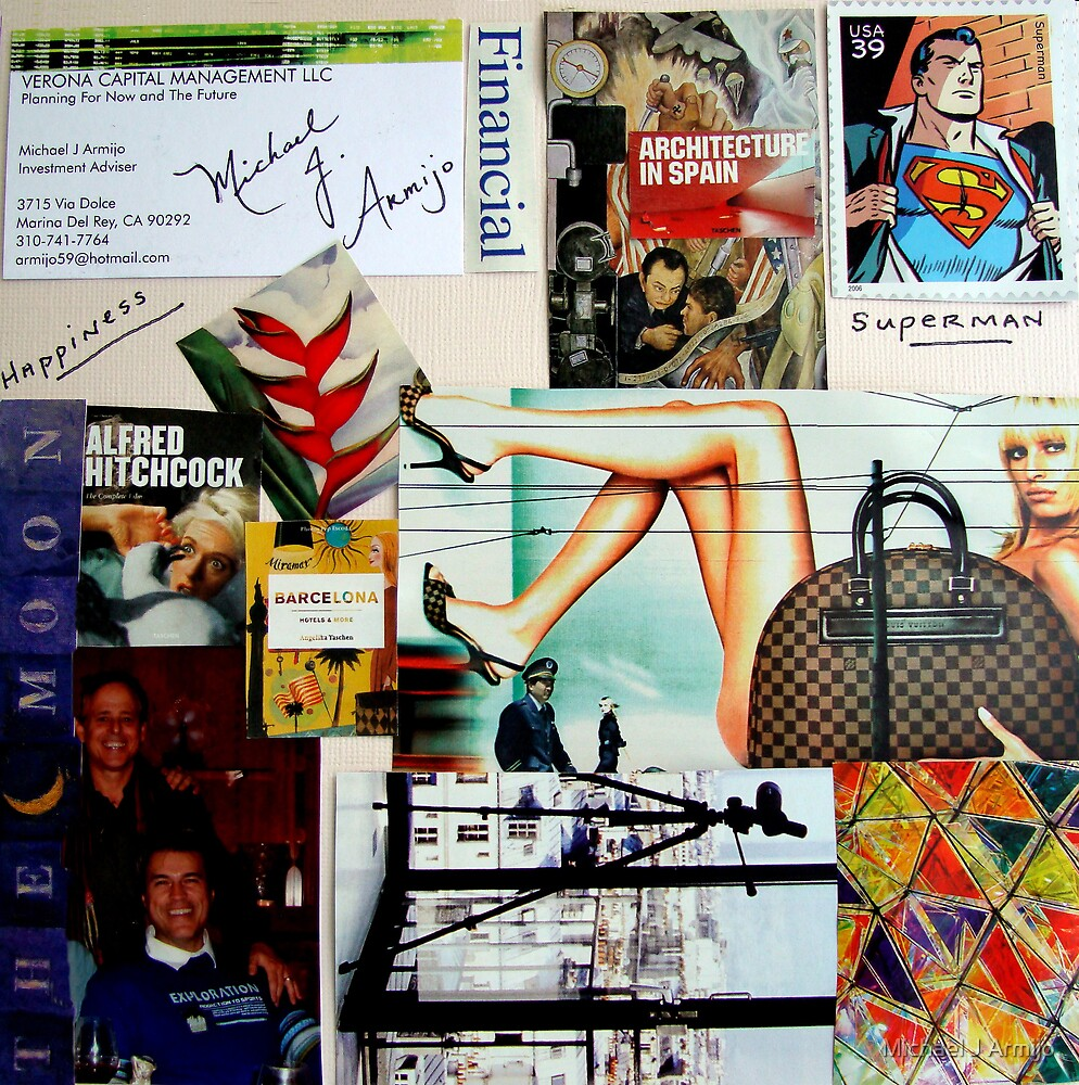 Snail Mail Project I by Michael J Armijo