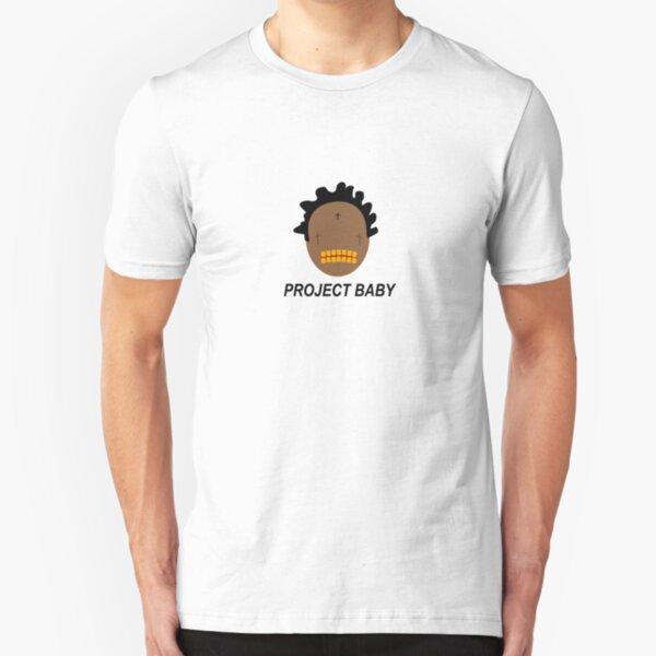 Kodak Black Project Baby T-Shirt Slim Fit T-Shirt