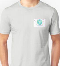 Save the Planet Print T-Shirt
