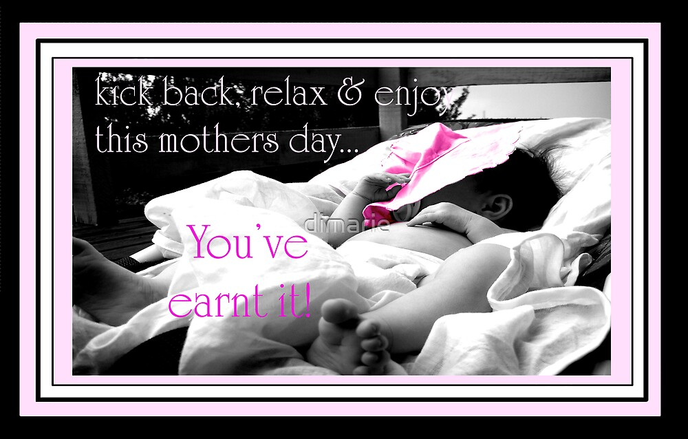 Mothers Day Card by dimarie