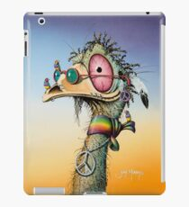 The Rainbow Tribe iPad Case/Skin