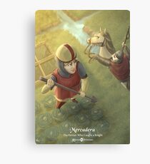 Mercadera Canvas Print