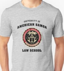 University of American Samoa Law School T-Shirt