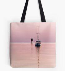 Rose-Coloured Dawn Tote Bag