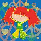 Happy Meitlis - Be Happy !!! von WACHtraum