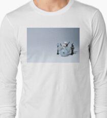 Drumming up a storm Long Sleeve T-Shirt
