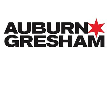 Auburn-Gresham Neighborhood Tee by velocitymedia
