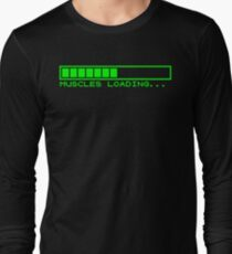 Muscles Loading T-Shirt