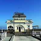 St Kilda Pier by Ben de Putron