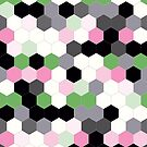 Hex - Pink/Green by PlanetNine