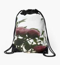 Expressive mist Drawstring Bag