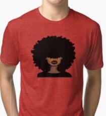 Black Queen Tri-blend T-Shirt
