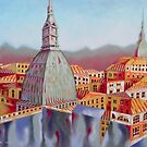 Memory of Turin by federico cortese