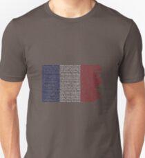 French flag La Marseillaise T-Shirt