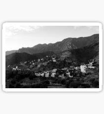 Mountainside  Sticker