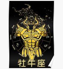 TAURUS - ALDEBARAN Poster