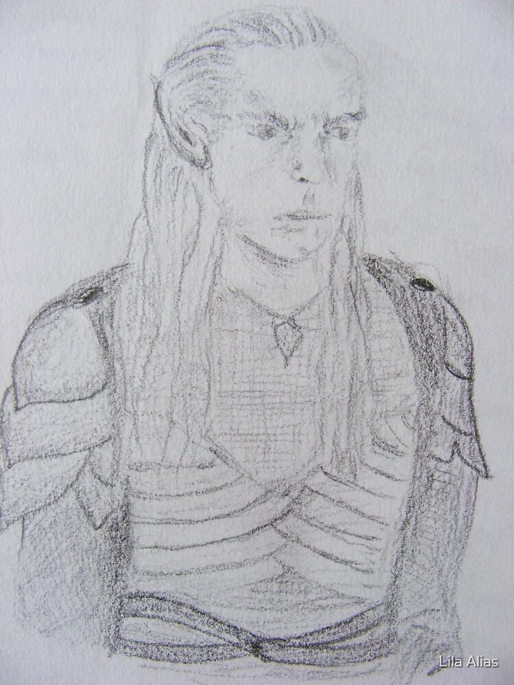 Elrond by Lila Alias