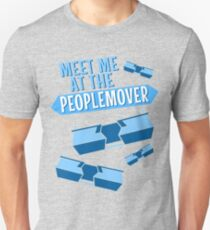 Meet Me at the PeopleMover Unisex T-Shirt