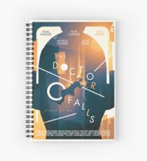 The Doctor Falls Spiral Notebook