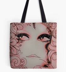 wood nymph ,,,,House of Harlequin Tote Bag