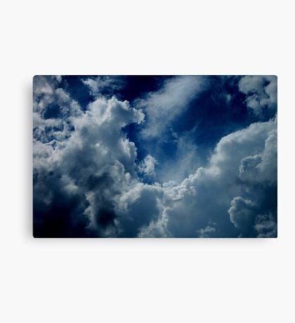 Treasures in the Heavens Canvas Print