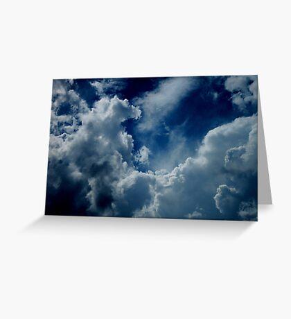 Treasures in the Heavens Greeting Card