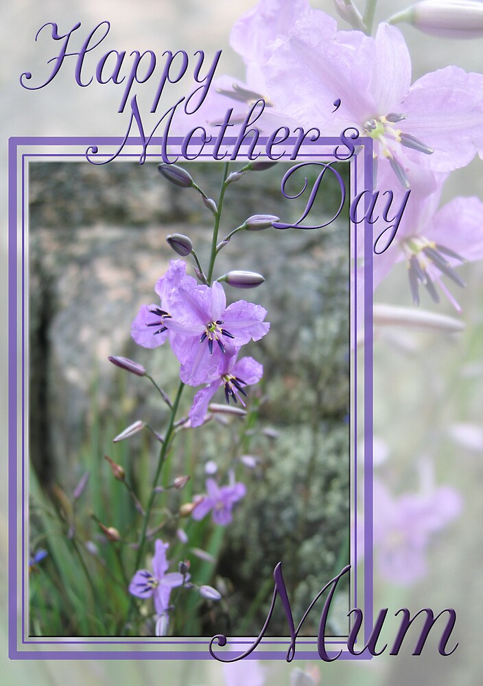 Mother's Day Card by Liz Cooper
