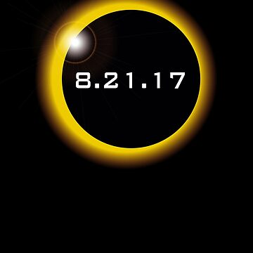 Total Solar Eclipse 2017 by jonawillian