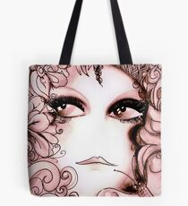 wood nymph....House of Harlequin Tote Bag