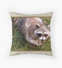 Look into My Eyes, Deeper, Deeper... Throw Pillow