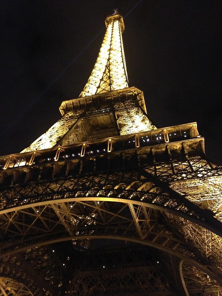 Eiffel Tower  by BookwormsHaven