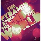 The Pyramid at the End of the World by Stuart Manning