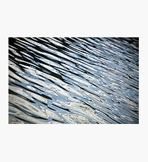 Ocean Ripples Photographic Print