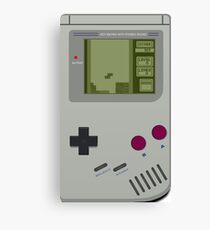 Game boy Pocket Tetris Canvas Print