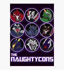 The Naughtycons Photographic Print