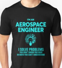 AEROSPACE ENGINEER BEST DESIGN 2017 Unisex T-Shirt