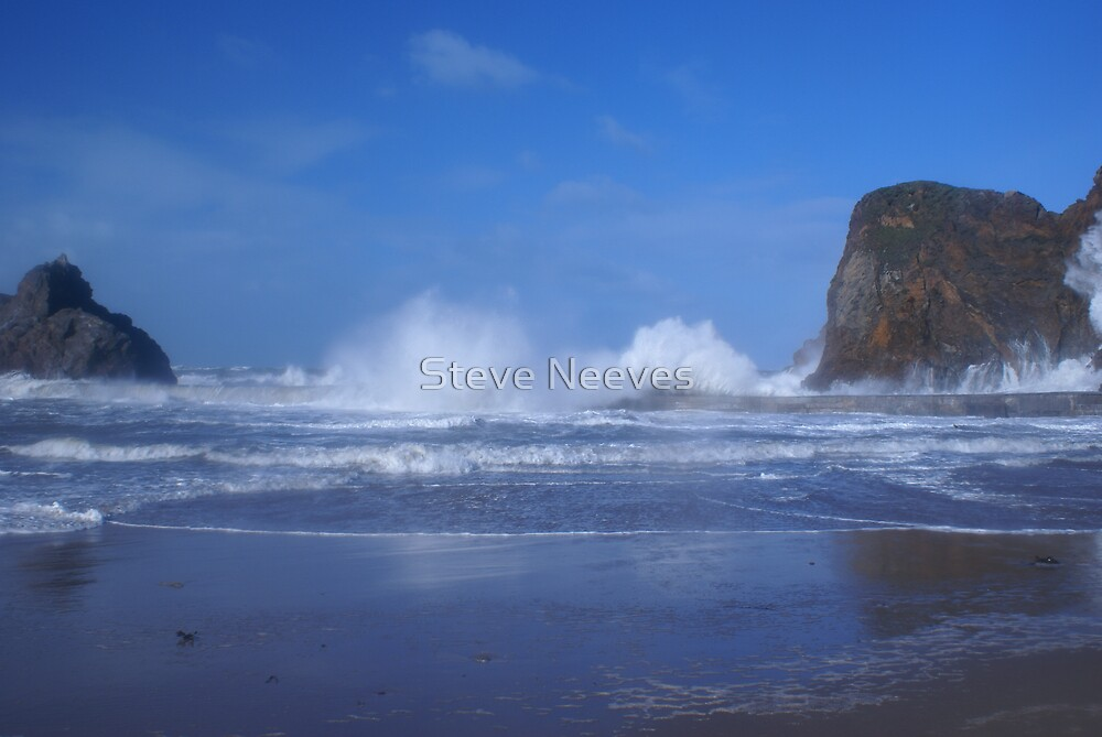 storm wall  by Steve Neeves
