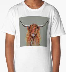 Calvine Coo Long T-Shirt