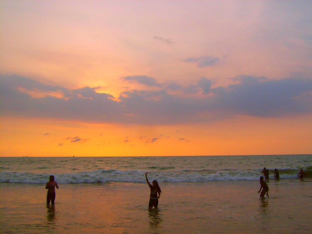sunsetaction0 by Devika Fernando
