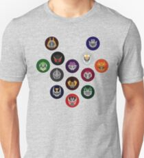 Camiseta unisex Trece jinetes