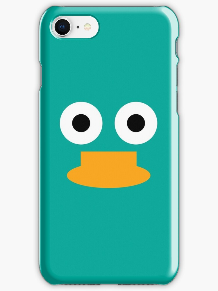 Perry The Platypus by Georg Varney