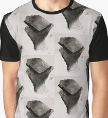 Watercolor Hand Graphic T-Shirt