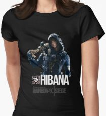 R6 - Hibana | Operator Series Womens Fitted T-Shirt