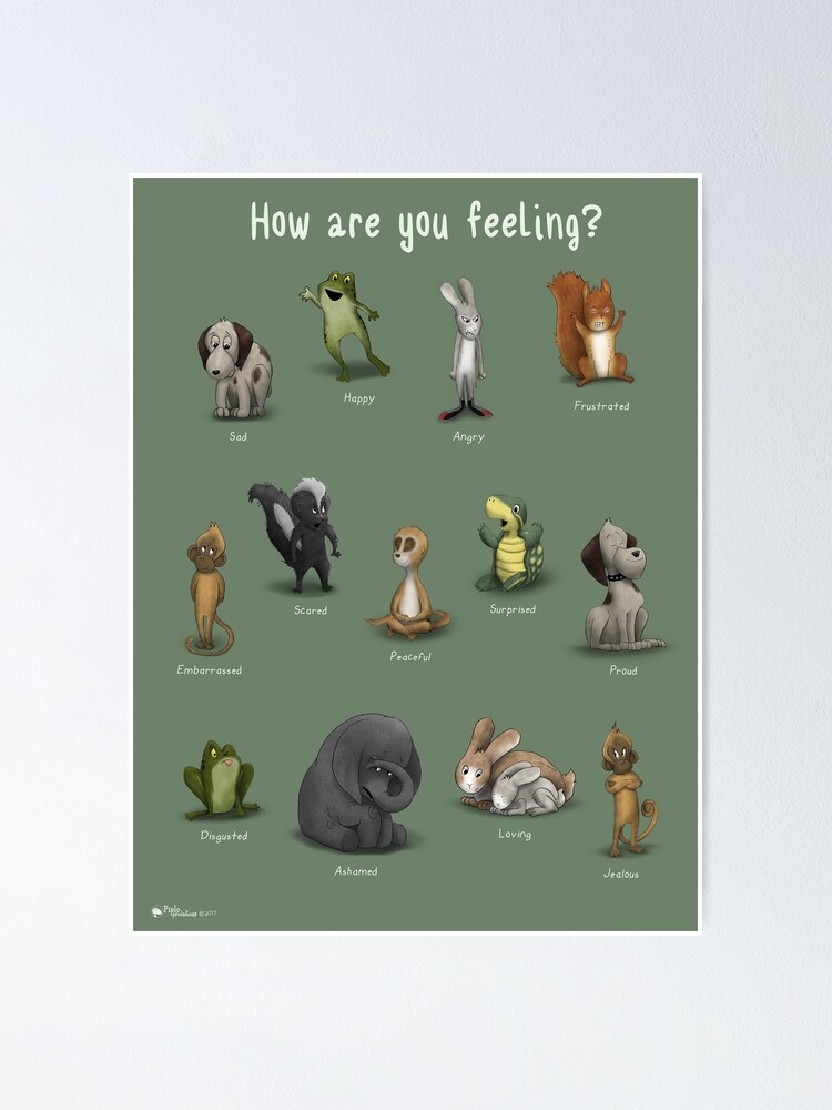 Alternate view of How Are You Feeling? Poster