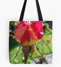 Single Stem Tote Bag