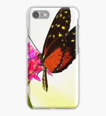 Tiger Longwing Butterfly iPhone Case/Skin