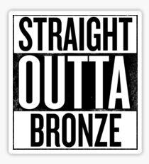 league of legends Bronze  Sticker