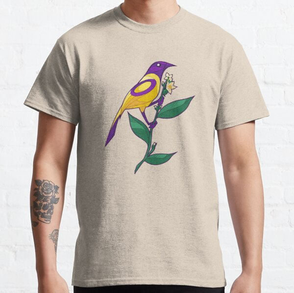 Pride Birds - Intersex Classic T-Shirt
