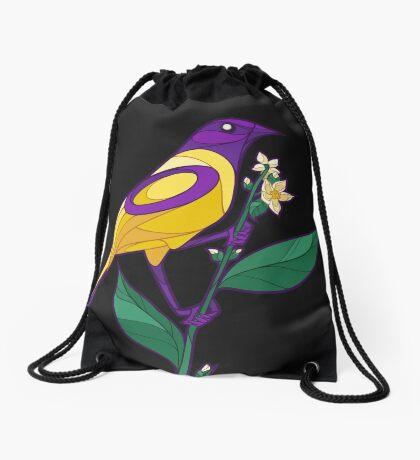 Pride Birds - Intersex Drawstring Bag